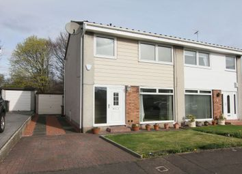 Thumbnail 3 bed semi-detached house for sale in 7 Mountcastle Place, Mountcastle, Edinburgh
