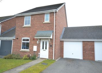 Thumbnail 3 bed town house for sale in Sutton Avenue, Silverdale, Newcastle-Under-Lyme