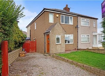 Thumbnail 3 bed semi-detached house for sale in Weatherhill Road, Birchencliffe, Huddersfield