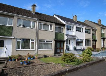 Thumbnail 3 bed terraced house for sale in Mcleod Road, Dumbarton