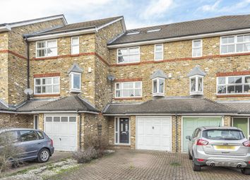 Thumbnail 4 bed terraced house for sale in Camel Grove, Kingston Upon Thames