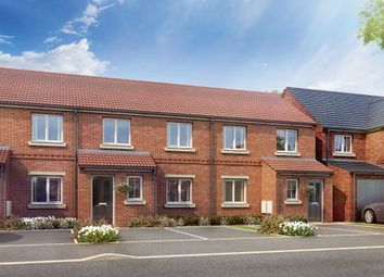 Thumbnail 3 bed semi-detached house for sale in Morton-On-Swale, Northallerton, North Yorkshire