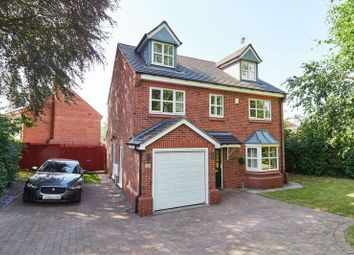 Thumbnail 5 bed detached house for sale in Spring Grove, Biddulph, Staffordshire