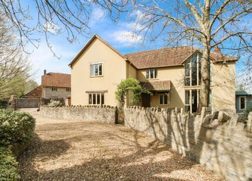 Thumbnail 5 bedroom detached house for sale in Overleigh, Street