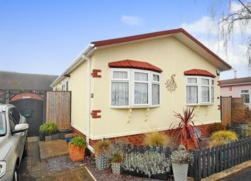 Thumbnail 2 bed detached house for sale in Roi-Mar Home Park, Throop Road, Bournemouth