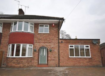 Thumbnail 3 bed semi-detached house for sale in English Road, Old Catton, Norwich