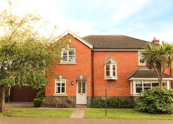 Thumbnail 4 bed property for sale in Lynwood Road, Thames Ditton