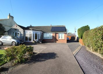 Thumbnail 4 bed detached bungalow for sale in Silloth, Wigton