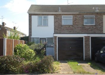 Thumbnail 3 bed end terrace house to rent in Sycamore Way, Clacton-On-Sea