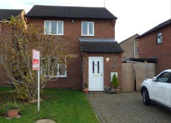 Thumbnail 3 bed detached house for sale in Aquitaine Close, Duston, Northampton, Northamptonshire