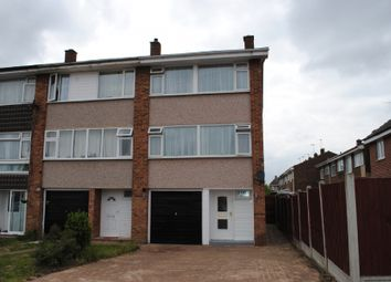 Thumbnail 4 bedroom town house to rent in Cowdray Way, Hornchurch