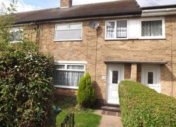 Thumbnail 3 bed terraced house for sale in Scafell Way, Clifton, Nottingham, Nottinghamshire