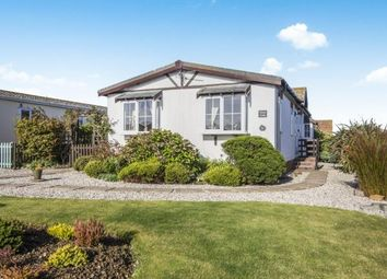 Thumbnail 2 bed mobile/park home for sale in St Merryn Holiday Park, St Merryn, Cornwall