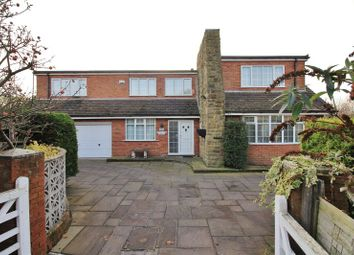 Thumbnail 4 bedroom detached bungalow for sale in Woodland Villa, 33A Woodland Avenue, Thornton-Cleveleys