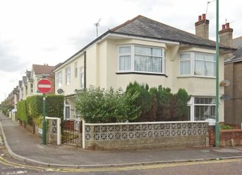 Thumbnail 3 bed property for sale in Abbott Road, Winton, Bournemouth