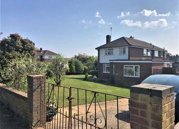 3 bed semi-detached house for sale in Bradwell Road, Tilehurst, Reading, Berkshire RG31