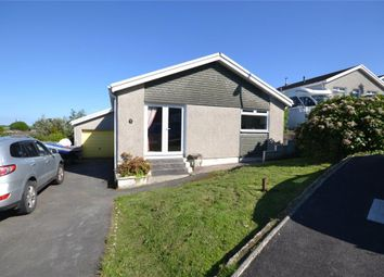Thumbnail 3 bed detached bungalow for sale in Portbyhan Road, Looe, Cornwall