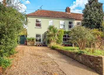 Thumbnail 3 bedroom semi-detached house for sale in Sir Williams Lane, Aylsham, Norwich