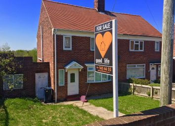 Thumbnail 2 bed semi-detached house for sale in Claxheugh Road, South Hylton, Sunderland