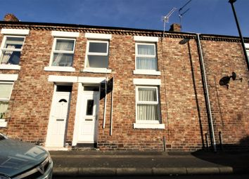 Thumbnail 2 bedroom terraced house for sale in Johnson Street, Lemington Newcastle Upon Tyne