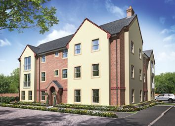 "Thumbnail 2 bed flat for sale in ""The Abbeymead"" at Howsmoor Lane, Emersons Green, Bristol"