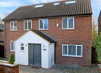 Thumbnail 4 bed detached house for sale in Beech Avenue, Radlett