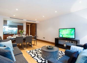 Thumbnail 3 bed flat to rent in Parkview Residence, London