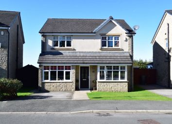 Thumbnail 4 bed detached house for sale in Goldcrest Avenue, Bacup