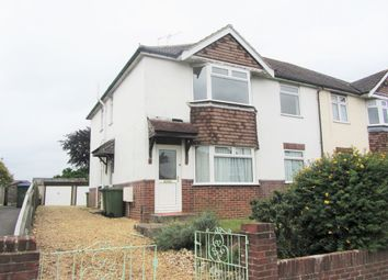 Thumbnail 2 bed maisonette for sale in Channels Farm Road, Southampton