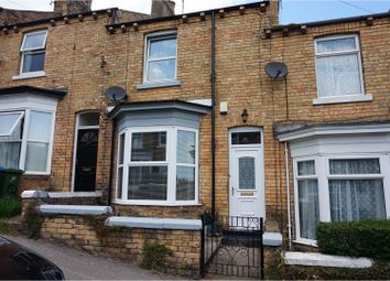 Thumbnail 2 bed terraced house for sale in Highfield, Scarborough
