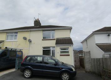 Thumbnail 3 bed semi-detached house for sale in Elmbank, Buckfastleigh