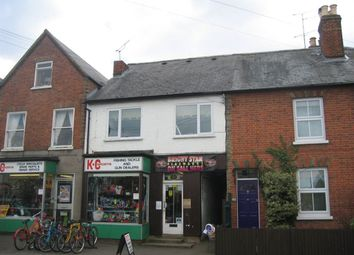 Thumbnail 2 bedroom maisonette to rent in Barkham Road, Wokingham