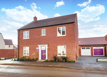 Thumbnail 4 bed detached house for sale in Cherry Fields, Banbury