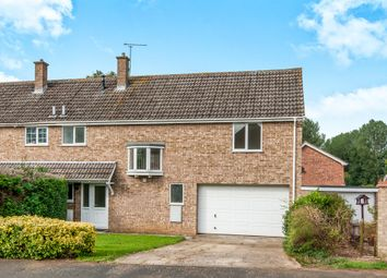 Thumbnail 4 bed semi-detached house for sale in The Lammas, Mundford, Thetford