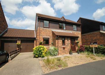 Thumbnail 3 bed detached house for sale in Valerian Court, Cherry Hinton