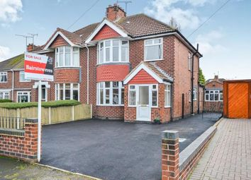 Thumbnail 3 bed semi-detached house for sale in Laxton Avenue, Sutton In Ashfield