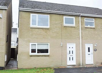 Thumbnail 3 bed semi-detached house for sale in Cae Nan, Morriston, Swansea