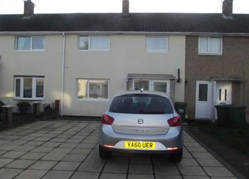 Thumbnail 3 bed terraced house for sale in Grateley Close, Southampton