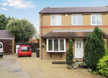 3 bed semi-detached house for sale in Ingledew Close, Heckington, Sleaford NG34