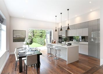 Thumbnail 5 bed semi-detached house for sale in Chobham Road, Sunningdale, Berkshire