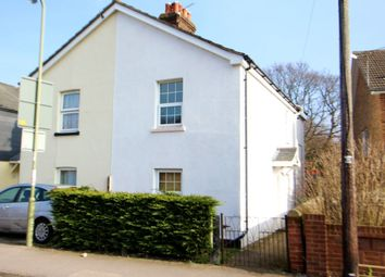 Thumbnail 2 bed semi-detached house for sale in Hunts Pond Road, Fareham