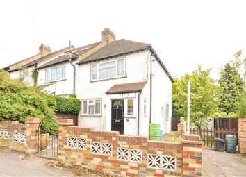 Thumbnail 3 bedroom end terrace house for sale in Highmeadow Crescent, London