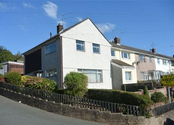 Thumbnail 3 bed end terrace house for sale in Julius Close, Caerleon, Newport