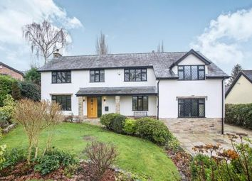 Thumbnail 6 bed detached house for sale in Gunco Lane, Butley Town, Prestbury, Cheshire