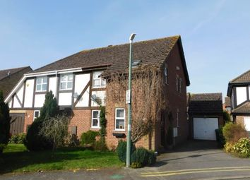 Thumbnail 3 bed semi-detached house for sale in Shepherds Gate Drive, Weavering, Grove Green, Maidstone