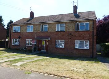 Thumbnail 1 bed flat for sale in Heather Avenue, Peterborough
