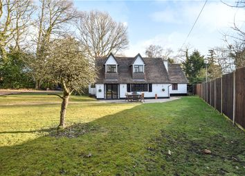 Thumbnail 4 bed detached house for sale in High Street, Sandhurst, Berkshire
