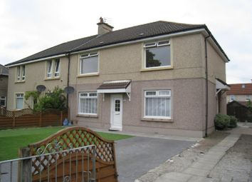 Thumbnail 2 bed flat for sale in Agnew Avenue, Coatbridge