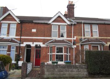 Thumbnail 3 bed terraced house to rent in Testwood Road, Southampton, Hampshire
