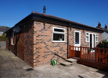 Thumbnail 3 bed detached bungalow for sale in Mold Road, Wrexham